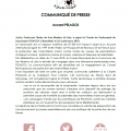 La Commune de San Martino di Lota a signé la Charte de Partenariat du Sanctuaire PELAGOS